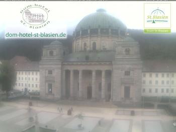 St Blasien Menzenschwand cathedral