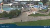 Archived image Webcam AquaCity, Poprad 22:00