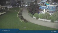 Archived image Webcam AquaCity, Poprad 00:00