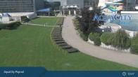 Archived image Webcam AquaCity, Poprad 08:00