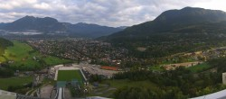 Archived image Webcam Garmisch-Partenkirchen Olympia Hill 02:00