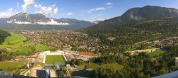 Archived image Webcam Garmisch-Partenkirchen Olympia Hill 04:00