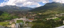Archived image Webcam Garmisch-Partenkirchen Olympia Hill 06:00