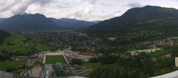 Archived image Webcam Garmisch-Partenkirchen Olympia Hill 10:00