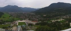 Archived image Webcam Garmisch-Partenkirchen Olympia Hill 12:00