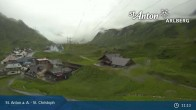 Archived image Webcam St. Christoph (Arlberg mountain) 05:00