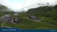 Archived image Webcam St. Christoph (Arlberg mountain) 03:00