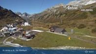 Archiv Foto Webcam St. Christoph am Arlberg 07:00