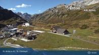 Archiv Foto Webcam St. Christoph am Arlberg 09:00