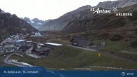 Archiv Foto Webcam St. Christoph am Arlberg 13:00