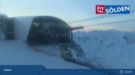 Archiv Foto Webcam Sölden - Gaislachkogl 20:00