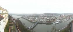 Archiv Foto Webcam Panoramablick auf die Passauer Altstadt 04:00