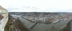 Archiv Foto Webcam Panoramablick auf die Passauer Altstadt 06:00