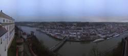 Archiv Foto Webcam Panoramablick auf die Passauer Altstadt 12:00