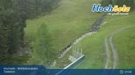 Archiv Foto Webcam Blick vom Wetterkreuzlift ins Skigebiet 01:00