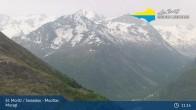 Archived image Webcam Engadin Muottas Muragl 05:00