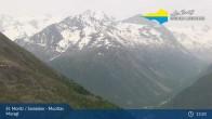 Archived image Webcam Engadin Muottas Muragl 07:00