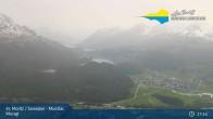 Archived image Webcam Engadin Muottas Muragl 11:00