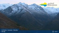 Archiv Foto Webcam Engadin St. Moritz 19:00