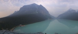 Archived image Webcam The Fairmont Chateau Lake Louise 06:00