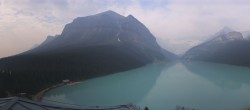 Archived image Webcam The Fairmont Chateau Lake Louise 08:00