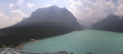 Archived image Webcam The Fairmont Chateau Lake Louise 12:00
