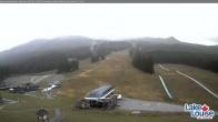 Archived image Webcam Lake Louise: Base Area 01:00