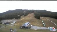 Archived image Webcam Lake Louise: Base Area 05:00