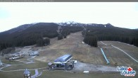 Archived image Webcam Lake Louise: Base Area 19:00