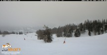 Archived image Webcam View of the Mecki's Alm mountain hut 08:00