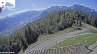 """Archived image Webcam """"Hochstein"""" mountain hut 02:00"""