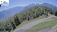 """Archived image Webcam """"Hochstein"""" mountain hut 04:00"""