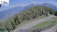 """Archived image Webcam """"Hochstein"""" mountain hut 06:00"""