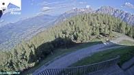 """Archived image Webcam """"Hochstein"""" mountain hut 12:00"""
