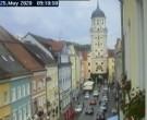 Archived image Webcam Historic center of Vilshofen 04:00