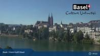 Archiv Foto Webcam Basel, Hotel Krafft 03:00