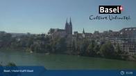 Archiv Foto Webcam Basel, Hotel Krafft 05:00