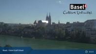 Archiv Foto Webcam Basel, Hotel Krafft 09:00