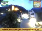 Archiv Foto Webcam Blick auf den Marktplatz von Großarl 00:00