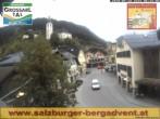 Archiv Foto Webcam Blick auf den Marktplatz von Großarl 02:00