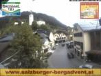 Archiv Foto Webcam Blick auf den Marktplatz von Großarl 06:00