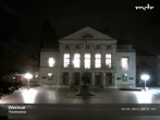 Archived image Webcam Weimar Theatre Square and German National Theatre 18:00