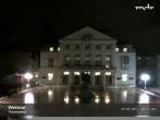 Archiv Foto Webcam Weimar Theaterplatz und Deutsches Nationaltheater 22:00