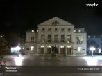Archived image Webcam Weimar Theatre Square and German National Theatre 00:00
