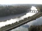 Archiv Foto Webcam Isar in München - Flauchersteg und südlicher Flaucher 04:00