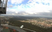 Archived image Webcam Stuttgart TV Tower and View of the City 02:00