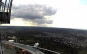 Archived image Webcam Stuttgart TV Tower and View of the City 10:00