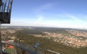 Archived image Webcam Stuttgart TV Tower and View of the City 04:00