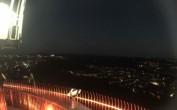 Archiv Foto Webcam Fernsehturm in Stuttgart mit Blick über die Stadt 22:00