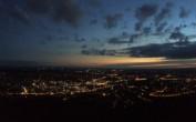 Archived image Webcam Stuttgart Television Tower 22:00